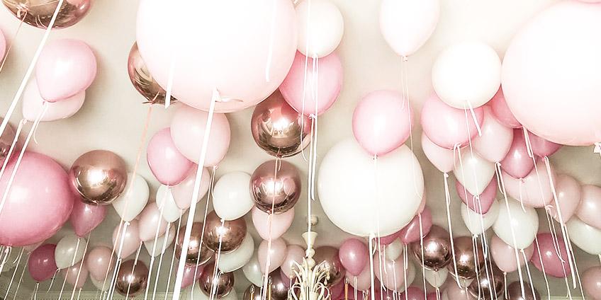 Гелиевые шары – отличный подарок на любой праздник
